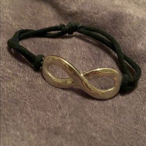 Jewelry - Stretchy infinity sign bracelet